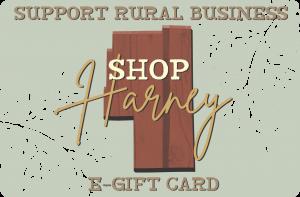 Shop Harney E-Gift Card